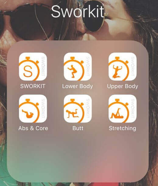 sworkit-app-for-fitness