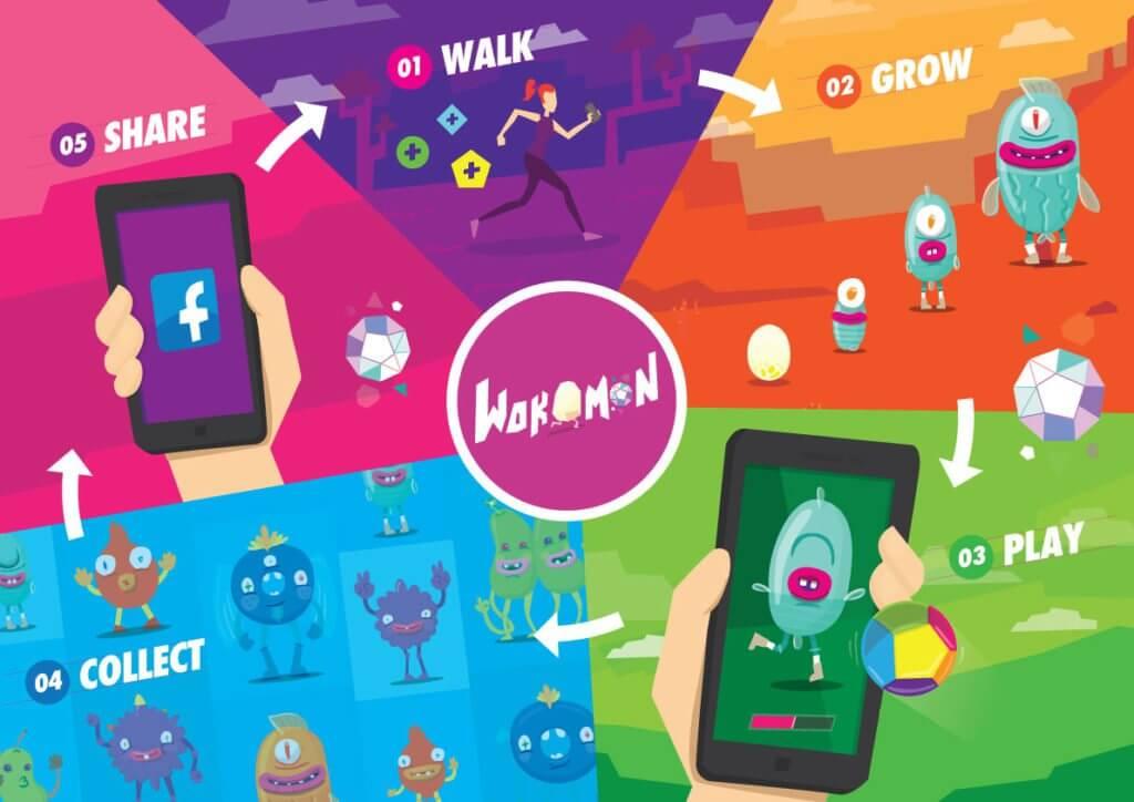 wokamon-fitness-app